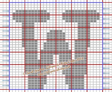knitting alphabet graph capital i jpg 885 215 726 komberse knitting