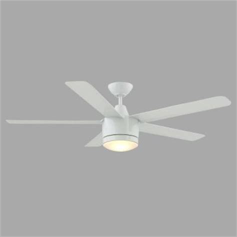 merwry ceiling fan remote home decorators collection merwry 52 in led indoor white