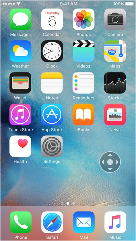 how to zoom in on iphone 5 home screen howsto co