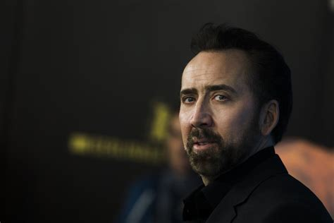 nicolaus berlin nicolas cage regret is a waste of time