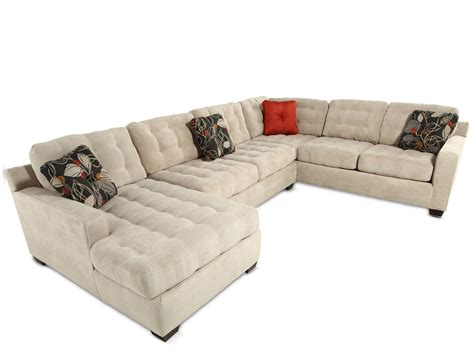 deep seated sectional broyhill sectional sofas broyhill furniture veronica right
