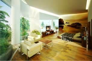 bedroom tropical