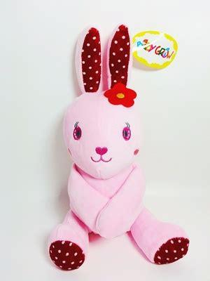 Boneka Tarik Giraffe Jerapah Pink Mainan Bayi jual mainan boneka bayi kelinci pink ada musik tanpa batre stv noel shop