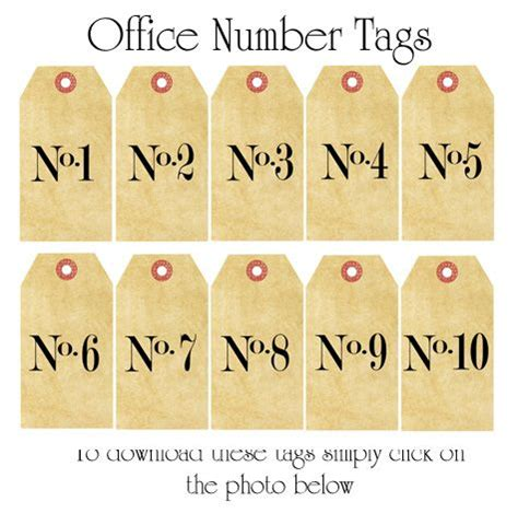 printable tags with numbers 87 best images about funky fonts on pinterest chalkboard