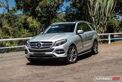 mercedes benz gle  hybrid review video
