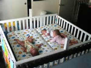 crib with divider for baby images and photos