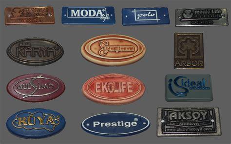 Plastik Etiket Metal Etiket
