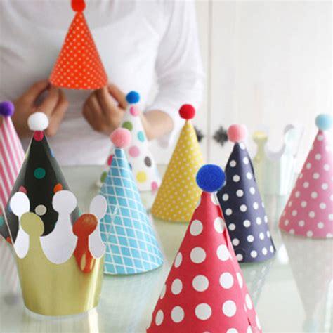 hat decorations ipopu 11pcs set diy birthday hat birthday