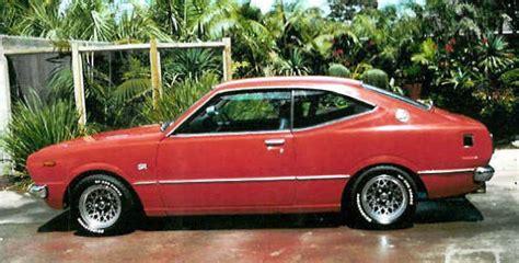 toyota corolla ke 35 coupe oldskool car garage classic oldskool 70s toyota corolla