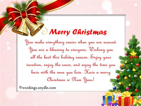 inspirational christmas messages quotes   wordings  messages