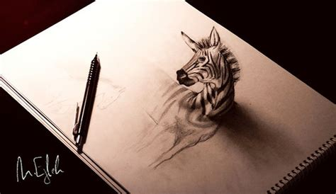 3d Sketches by 22 3d Pencil Drawing Jpg