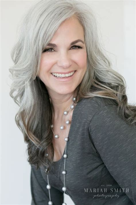 ombre for older grey hair color women over 40 2017 jpg 564 215 846 grey