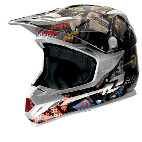 one helmets motocross one industries trooper 2 punked motocross helmet