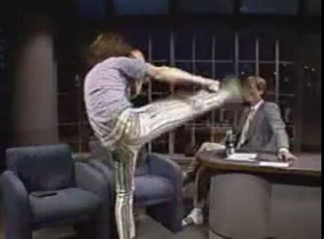 crispin glover game of thrones david letterman s wackiest guest appearances baltimore sun