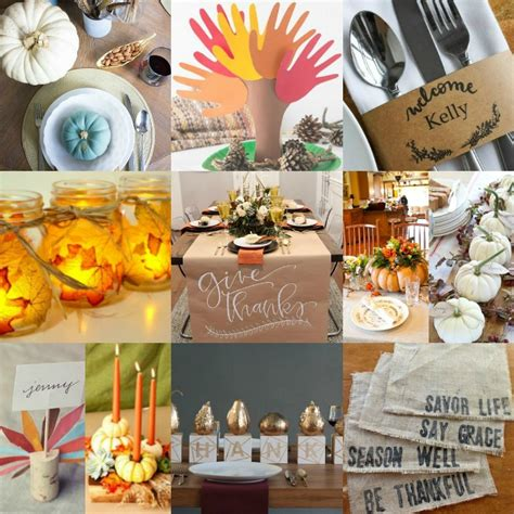 ideas table decorations thanksgiving dinner thanksgiving table decor ideas 20 thanksgiving table