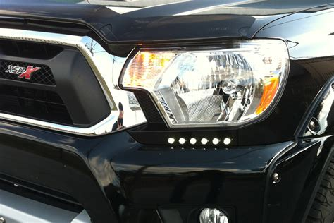 2013 Toyota Tacoma Led Fog Lights by Fog Lights Ls Kit Replacement For Toyota Tacoma 2012