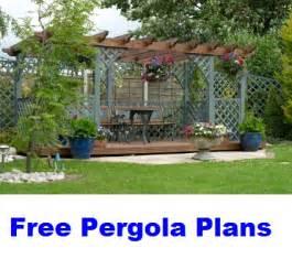 Pergola Blueprints Free by Pics Photos Pergola Designs Free Plans Free Plans