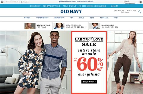 old navy coupons labor day old navy s labor day sale 2016 up to 60 off storewide