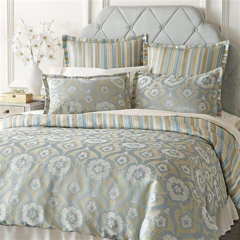 pier 1 comforters colette jacquard duvet cover sham blue pier 1