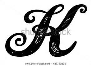 Letter Likhne Ka Style Wallpaper Seamless Pattern Modern Classic Stock Vector 341567075
