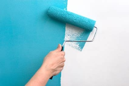 painting a wall picking paint colors it s personal not theory