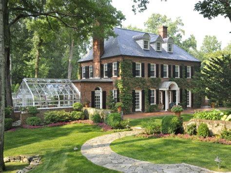 20 georgian architectural features ideas house plans 27115 gardener s delight three envy worthy greenhouses photos