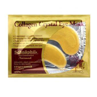 Masker Mata Collagen Eyelid Patch masker mata collagen gold powder eyelid patch
