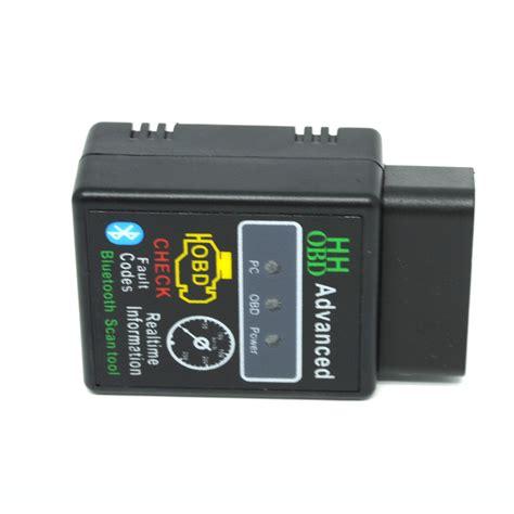Car Diagnostic Elm327 Bluetooth Obd2 V2 1 Automotive Test Tool T3010 bluetooth car diagnostic obd2 v2 1 elm327 black