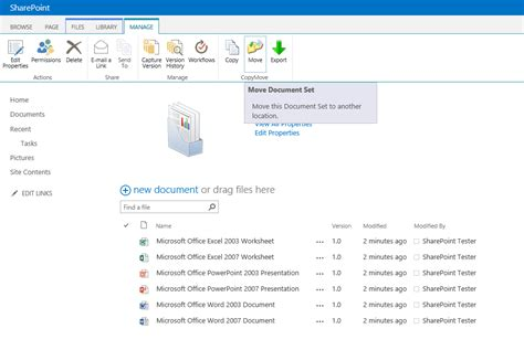 What Is A Document Library In Sharepoint 2013 copymove for sharepoint 2013