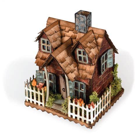 tim casa sizzix tim holtz alterations cottage bigz dies