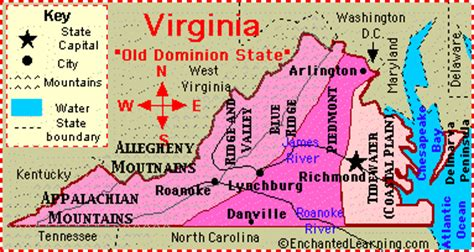 a small town story colonial virginia books virginia facts map and state symbols enchantedlearning