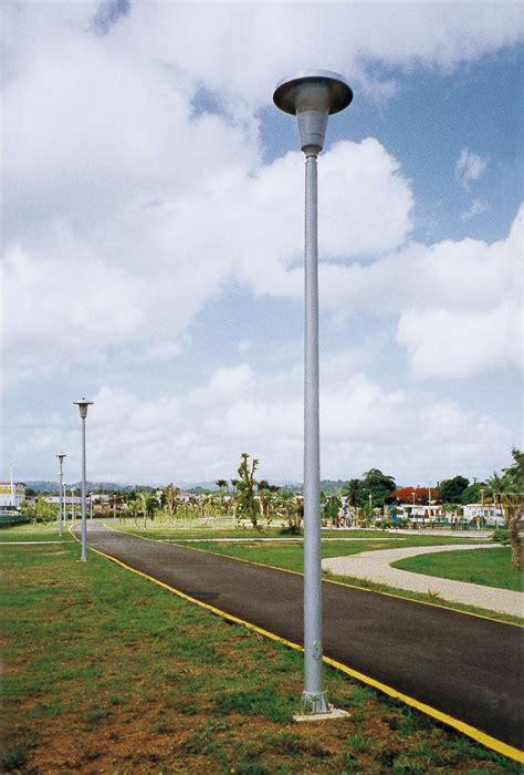 Light Pole by Shakespeare Tapered Light Poles