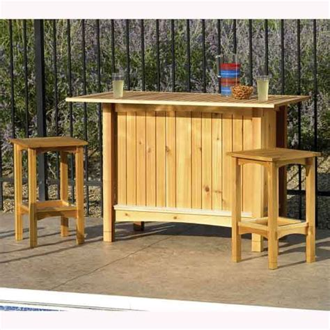 woodworking plans outdoor bar plans  build wooden shed