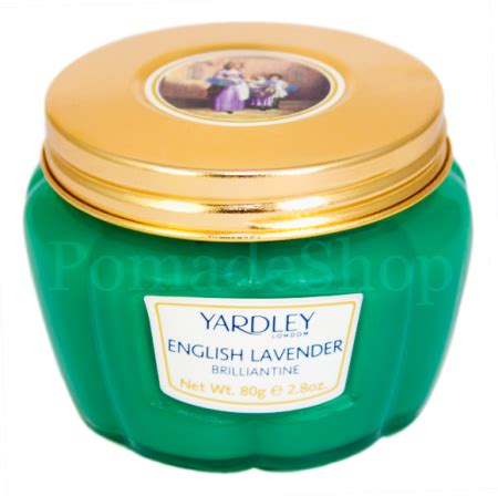 Pomade Yardley yardley lavender brilliantine pomadeshop