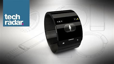 samsung galaxy gear smartwatch concept render release