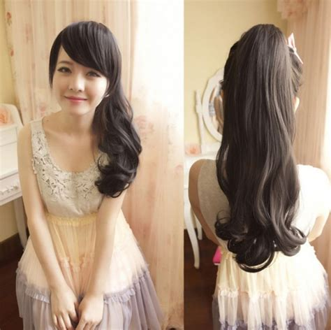 hairstyles for short hair extensions long hair extensions clip in behairstyles com
