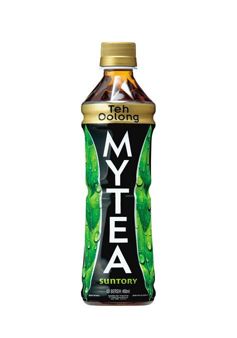 My Tea Oolong Pet 450ml サントリーブランドのウーロン茶 mytea インドネシアで販売開始 ニュースリリース サントリー食品