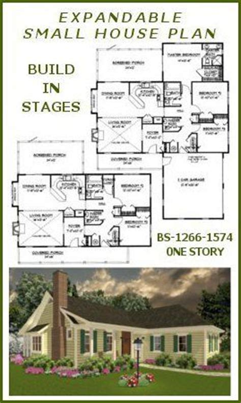 Small Expandable House Plans 17 Best Ideas About Country Style House Plans On Country Style Houses Country