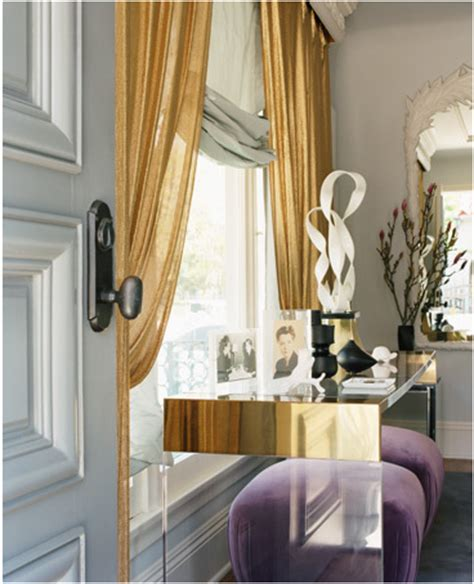 Gold Interior Design Ideas by 40 Ideas Of Using Gold In Interior Decorating Shelterness