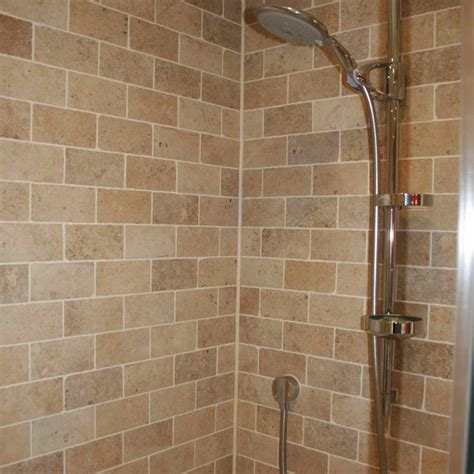 Ceramic Tiling A Shower by Bathroom Ceramic Tile Patterns For Showers Tiling A