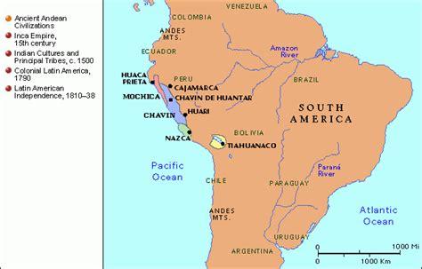 american civilizations map grolier atlas