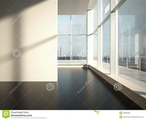 sun in an empty room empty room with sun light royalty free stock photo image 33030365