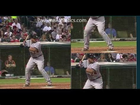 miguel cabrera slow motion swing miguel cabrera baseball swing analysis slow motion hitting