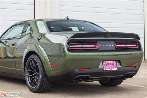 2019 Dodge Challenger Srt by New 2019 Dodge Challenger Srt Hellcat Redeye For Sale