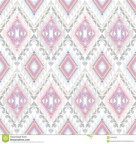 abstract aztec pattern abstract geometric seamless aztec pattern royalty free