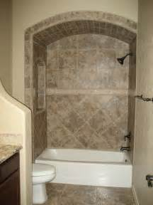 Bathroom Tub Shower Tile Ideas by 25 Best Ideas About Tile Tub Surround On