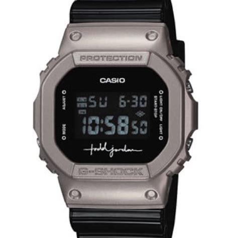 G Shock D 3641 Black Grey casio g shock todd jordon grey black gw 5600 square