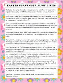 easter scavenger hunt easter activities free printables party ideas recipes and more