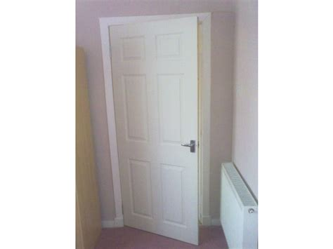 Interior Doors Supplied And Fitted 6 Panel White Primed Interior Doors Supplied And Fitted 163 54 99