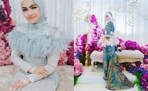 Baju Tunang Sufian Suhaimi majlis pertunangan dikecam netizen ini jawapan elfira loy artikel gempak